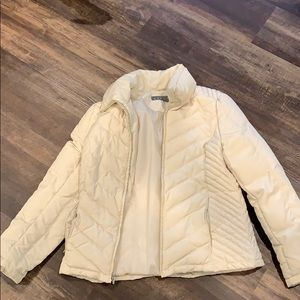 Kenneth Cole Reaction puffer jacket